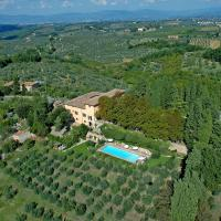 Villa Il Poggiale Dimora Storica, hotel in San Casciano in Val di Pesa