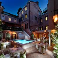 Hotel Giorgione, hotelli Venetsiassa