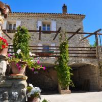 Chambres d'Hôtes Côté Cévennes, hotel en Saint-Martin-de-Valgalgues