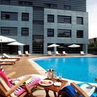 Hotel Nuevo Boston, hotel in Madrid