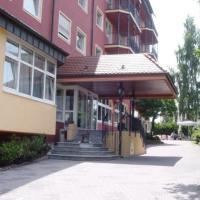 Abakus-Hotel, отель в Зиндельфингене