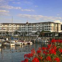 Watkins Glen Harbor Hotel, hotel in Watkins Glen