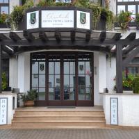 Antik Hotel Sofia, hotel v Litomyšli