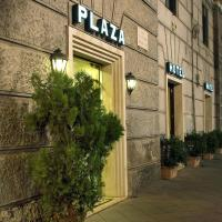 Hotel Plaza, hotel in Salerno