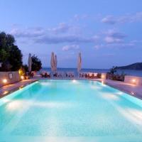 Smyros Resort , ξενοδοχείο στα Πούλιθρα