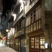 Auberge Saint Pierre, hotel v destinaci Le Mont Saint Michel