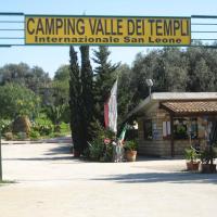 Camping Valle dei Templi, hotel a San Leone