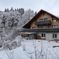 Chalet OTT - apartment in the mountains, hotel in Saint-Cergue