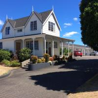 Kings Court Motel, hotel in Whanganui