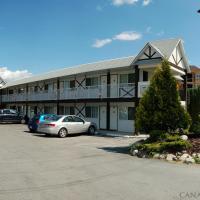 Rosedale Motel, hotel em Summerland