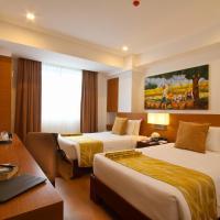 The Harvest Hotel Managed by HII, hotel sa Cabanatuan