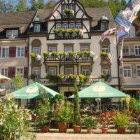 Hotel Restaurant Krone, отель в городе Вольфах