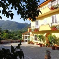 B&B Cuoreverdepollino, hotel a Rotonda