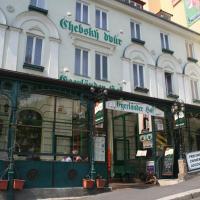 Chebsky dvur - Egerlander Hof, отель в Карловых Варах