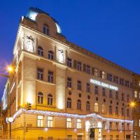 מלון כשר קינג דייויד פראג, מלון בפראג