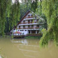 Guest house Lacul Linistit, hotel in Moneasa