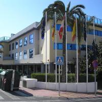 Hotel Rober Palas, hotel en El Albir