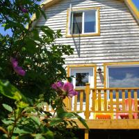Chalets du bout du monde, hotel in Gaspé