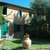Agriturismo San Giorgio, hotell i Monteroni d'Arbia