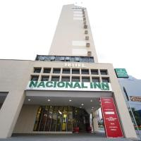 Nacional Inn Curitiba Torres, hotel in Curitiba City Centre, Curitiba