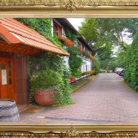Landhaus Hotel Romantik, Hotel in Gotha