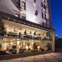 Sardegna Hotel - Suites & Restaurant, отель в Кальяри