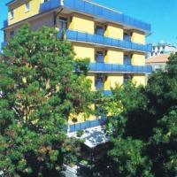 Hotel Capitol, hotell i Pesaro