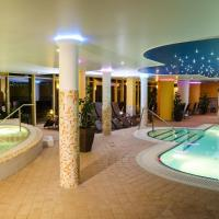 Calimbra Wellness Hotel Superior, hotel Miskolctapolcán