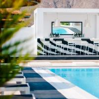 Villa Markezinis, hotel in Perivolos