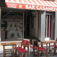 Pension Rovior, hotel a Calafell