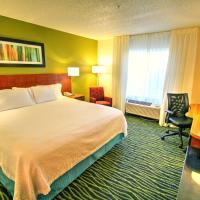 Fairfield Inn Boise Airport, hotel near Boise Airport - BOI, Boise