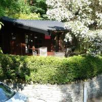 Whinfell Tarn Luxury Log Cabin