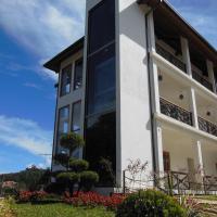 Hotel Villa Greenberg, hotel em Monte Verde