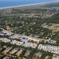Vejers Family Camping & Cottages, hotel in Vejers Strand