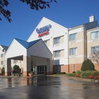 Fairfield Inn & Suites by Marriott Cleveland Streetsboro