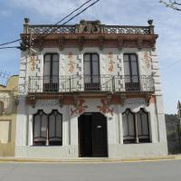 Hostal Cal Pla, hotel en Sant Llorenç Savall