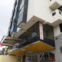 Cresta Inn, hotel in Panama-Stad