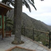 Casa rural Las Palmeras, hotel en Vallehermoso