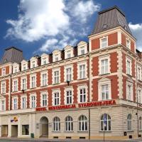 Hotel Staromiejski – hotel w mieście Słupsk