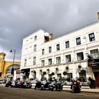 Kings Cross Inn Hotel โรงแรมในลอนดอน