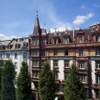 Waldstätterhof Swiss Quality Hotel, hotel en Lucerna