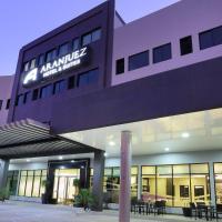 Aranjuez Hotel & Suites, hotel in David