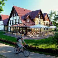 Kur und Wellnesshaus Spreebalance, The Originals Relais (Relais du Silence), отель в городе Бург