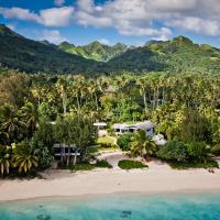 Aroa Beachside Inn, hotel in Rarotonga