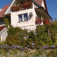Dom Pod Różą, hotel in Leśna