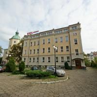 Hotel Zamkowy – hotel w mieście Słupsk