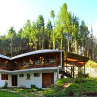 Centro Ecoturístico Alpinar, hotel em Baños