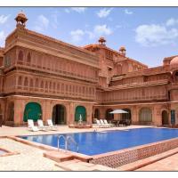 The Laxmi Niwas Palace, hotel in Bikaner