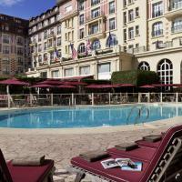 Hôtel Barrière Le Royal Deauville, отель в Довиле