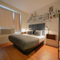 CITY ROOMS NYC - Soho, hotel in SoHo, New York